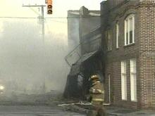 Fire Destroys One of Sampson County's Oldest Businesses