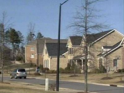 Residents of the upscale Raleigh community Brier Creek were concerned after a string of crimes.