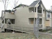 Investigators: Cigarette Caused Raleigh Apartment Fire