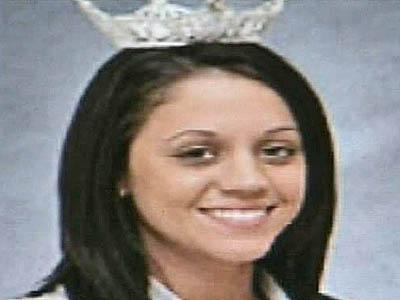 Miss Fayetteville 2007 Jenna Walters