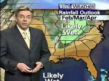 Fishel: Dry Conditions to Continue