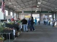 Drought Causes Changes at Fairgrounds and Farmers Market