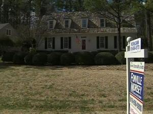 Renting and leasing are growing options on higher-end homes in the Triangle area, and with the housing market slowing, it's an alternative that works for sellers and buyers.