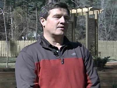John Spivey is offering customers landscaping alternatives to help endure the drought.