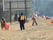 Inmates Return to Roadside Litter Crews After Death Shut-Down Program