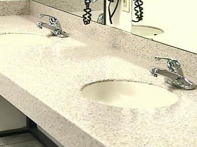 Raleigh Mayor Charles Meeker said city inspectors could begin visiting area businesses to determine whether they have installed low-flow faucets and other measures called for to conserve water.