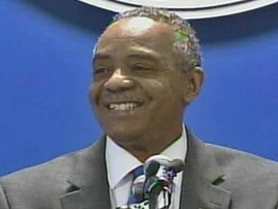 Fayetteville State Chancellor James Anderson