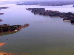 Water Plans Could Mean Water War Over Kerr Lake