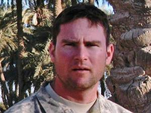 Staff Sgt. Laurent West