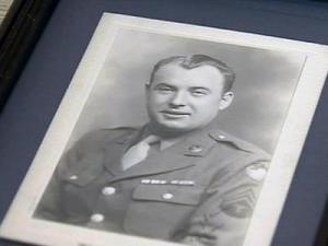 Sgt. George Byron Rose, seen here in this undated photo, served in World War II and received numerous medals and honors for his service in battle.