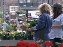 Water Conserving Gardeners Spring Into Planting