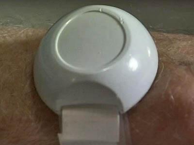 Project Lifesaver Bracelet
