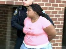 Joy Anthony was arrested Thursday, March 27, 2007.