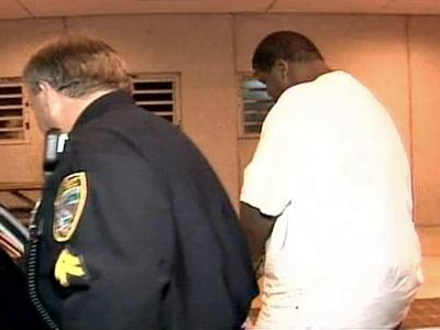 Vertron Dickens was arrested Thursday, March 27, 2007.