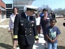 Surgeon General Discusses Childhood Obesity