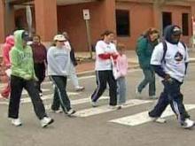 Hundreds 'Walk Like MADD' Against Drunk Driving