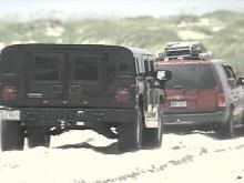 Beach-Driving Case Heads to Court