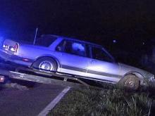 Johnston County Chase Ends in Arrest