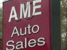 Raleigh Dealership's Lot Empty After Auto Thefts
