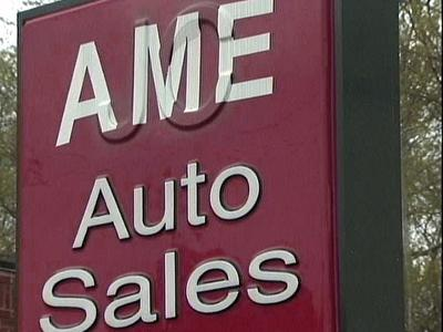 Police say nearly two dozen vehicles were stolen over the weekend at AME Auto Sales on Capital Boulevard in Raleigh.