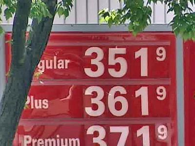 Record Gas Prices Going Up, Up, Up