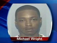 Michael Lee Wright Jr. is facing charges in connection with a shooting at the More Cut barbershop on Feb. 16, 2008.