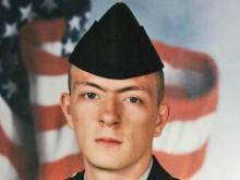 Mourners Honor Fallen Apex Soldier