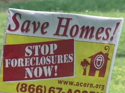 Home foreclosures across the state fell 18.6 percent in March from February totals.