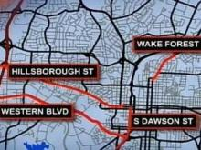 Raleigh Police Probing Armed Robberies