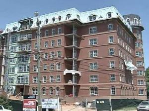 Bloomsbury Estates condo project