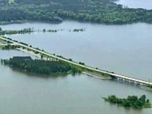 Water dispute hasn't flowed under the bridge yet