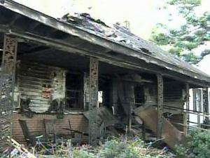 A fire at 1884 Memorial Church Rd. in Fremont took the lives of Shannon Minshew and her grandmother on May 7, 2007.
