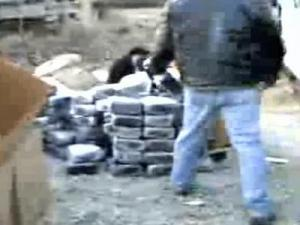 The 1,900 pounds of marijuana was seized on Jan. 25.