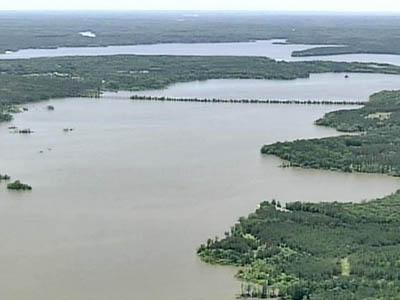 State: Ailing Falls Lake needs assistance