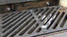 IMAGE: Metal rustlers target storm drains