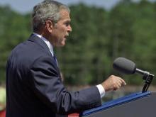 Bush defines successful end to Iraq War