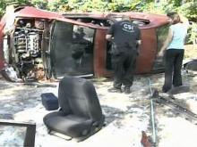 Three men arrested in Fayetteville chop shop bust