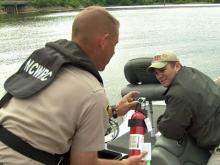 Boating safety patrols