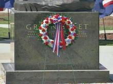 Living honor the fallen in Memorial Day ceremonies