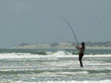 Recreational fishing license sales take dip