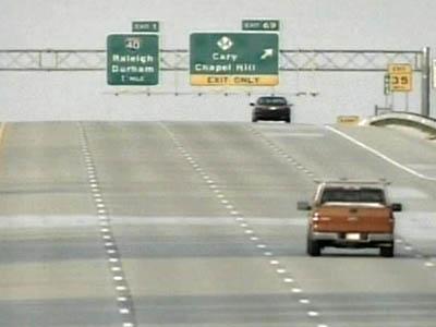 N.C. Highway 540