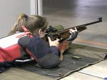 Fuquay-Varina teen aims, shoots, scores gold medal