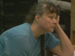 Lynn Paddock listens during witness testimony Thursday, June 5, 2008.