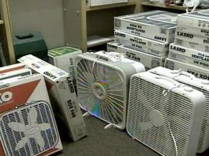 Cool for Wake also accepts donations of gently used fans and air conditioners.