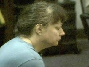 Lynn Paddock listens to closing arguments in her murder trial on June 11, 2008.