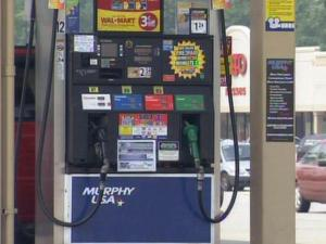 The Murphy USA station in Dunn doesn't require people to pay for gas before they pump, which police says encourages drive-offs.