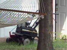 Teen tied to tree overnight dies