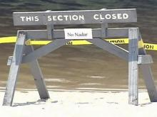 2 Falls Lake swimming areas remain closed due to bacteria