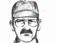 Sketch released after skeletal remains found