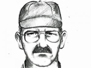 Wilmington police on June 19, 2008, released a composite sketch of a man they want to question about skeletal remains of two women along Carolina Beach Road in April.